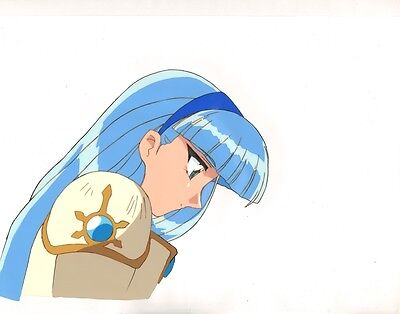 Anime Cel Rayearth #126 2 cels