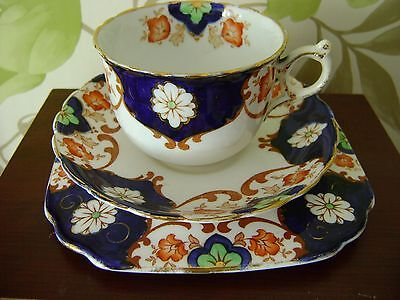 Plant Trio Cup Saucer and Plate