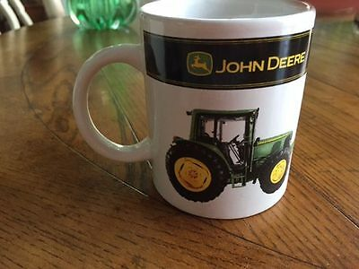 John Deere coffee mugs