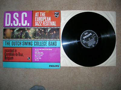 Dutch Swing College Band-At the EuroJazz Festival Orig
