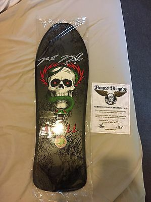 Signed Powell Peralta Mike McGill 5th Series Reissue