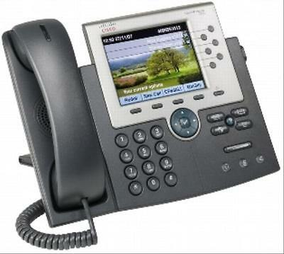 677C102 Cisco Unified Ip Phone 7965 Gig Ethernet  Color  Spare       In- Garanzi