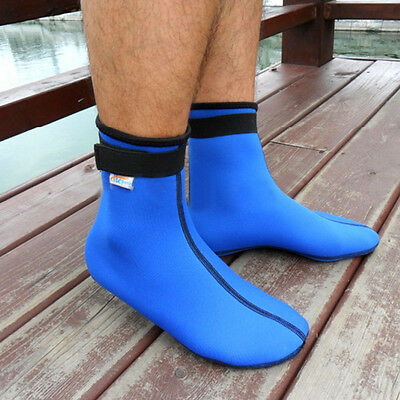 2.5mm Diving Socks Swimming Snorkeling Shoes Neoprene Water Sports Surfing Boots