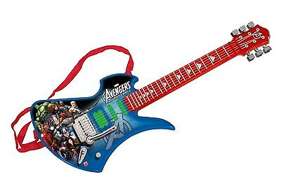 Reig Avengers Assemble 6-String Electric Guitar. Shipping Included