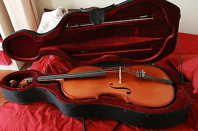 Vends violoncelle Crystal Lutherie Gliga Genial 1 4/4 1200 €