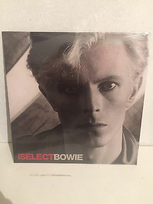 David Bowie - I Select  LP Vinyl Limited Edition Sealed Sigillato