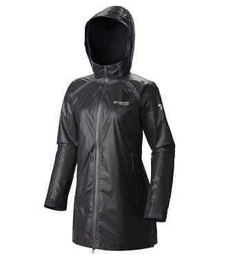 Chaqueta Columbia Shell Titanium EX OUTDRY® Mujer Trench 3/4  M