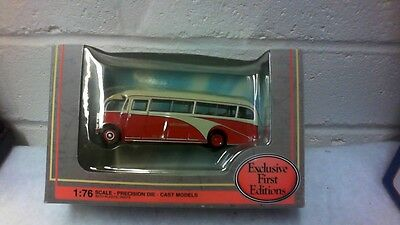 Exclusive First Editions Leyland PS2 Windover Coach 1:76 Scale