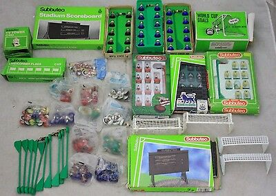 HUGE Subbuteo Collection of Teams + Accessories - 213
