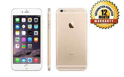 Apple Iphone 6 16Gb Gold Silver Space Grey Sim Free Unlocked And Various Network