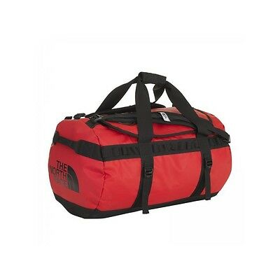 The North Face Base Camp Duffel S Red