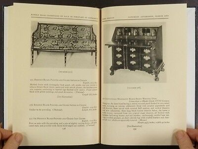 Antique American Furniture -Freylinghuysen Collection & More 1946 Auction