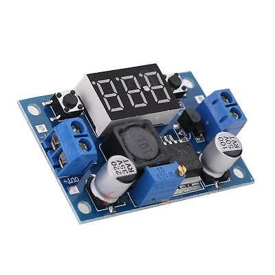 LM2596S Power Supply Step Down Module DC to DC Buck Converter Adjustable Voltage