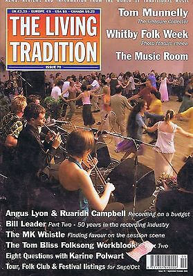 TOM MUNNELLY / BILL LEADER / ANGUS LYON Living Tradition no. 70 Sep / Oct 2006