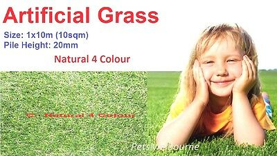 10sqm/pk 20mm pile landscape synthetic lawn/turf artificial grass autumn 4 color