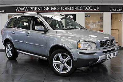 2011 Volvo XC90 2.4 D5 R-Design Estate Geartronic AWD 5dr