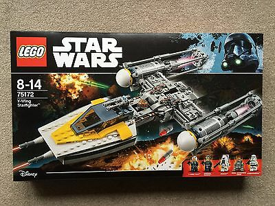 Lego® Star Wars™: 75172 Y-Wing Starfighter™, OHNE FIGUREN // Rogue One™
