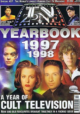 X-FILES / DR WHO / STAR TREK TV Zone Yearbook Special 27