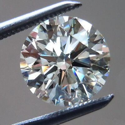 BUY CERTIFIED .093 cts. Round Cut White-F/G Color Loose Real/Natural Diamond 3H