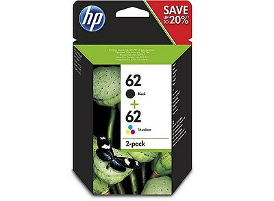 Genuine Original HP Black & Colour Ink Combo Pack for HP Envy 5544