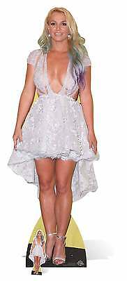 Britney Spears Lifesize & Mini Cardboard Cutout / Standee / Standup Pop Singer