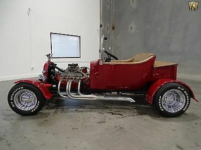 1923 Ford Model T leather 1923 T Bucket