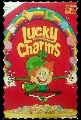 Lucky Charms Cereal 326g Frosted Flakes & Marshmallows