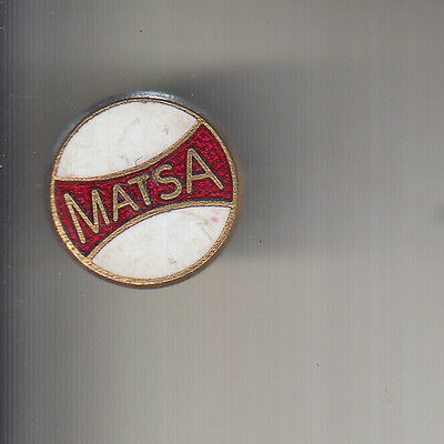 Gmb Matsa Section General Workers Trade Union Badge