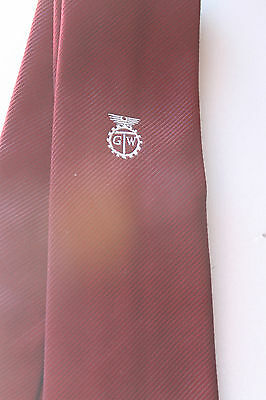T&g Transpot And General Unite General Workers Trade Union Badge Tie
