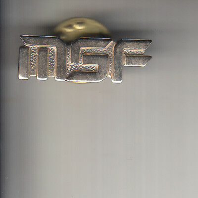 M.s.f Amicus Unite The Union Engineering Workers Trade Union Badge.