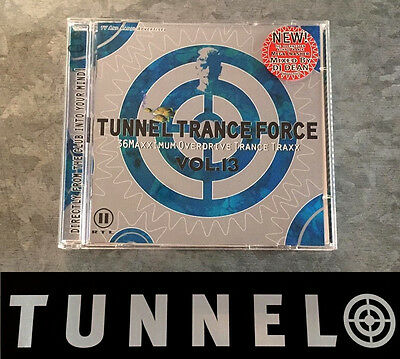 2Cd Tunnel Trance Force Vol. 13