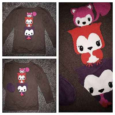 H&M GIRL JUMPER DRESS SIZE 6-8 Years
