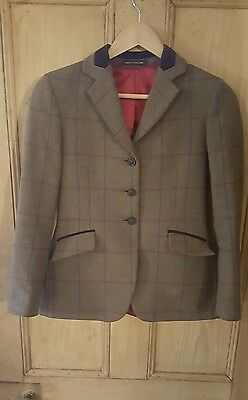 """Showing Selection 30"""" Tweed Show Jacket"""