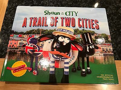 Shaun in the City: A Trail of Two Cities Book. HB. NEW. Sheep Wallace & Gromit