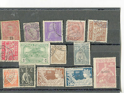 timbres anciens Portugal 1