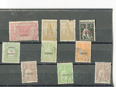 timbres anciens Portugal 2