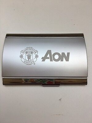 Manchester United 2 Business Card Holders