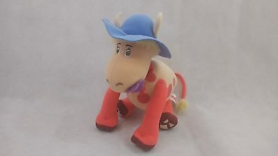 Ermintrude Cow Plush from The Magic Roundabout Free Postage
