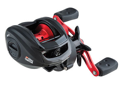 Abu Garcia Black Max 3 Low Profile Baitcast Reel Left Hand 1365368