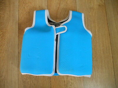 Fun To Learn FLOAT JACKET vest swimming 15-18 kg approx age 2-3 yrs