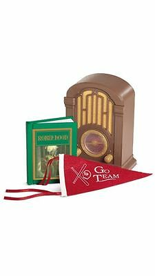 American Girl Kit  Radio, Book and Pennant, Beforever NEW IN BOX