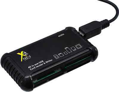 Xit All-in-1 High Speed Memory Card Reader/Writer (XTALLCR1)