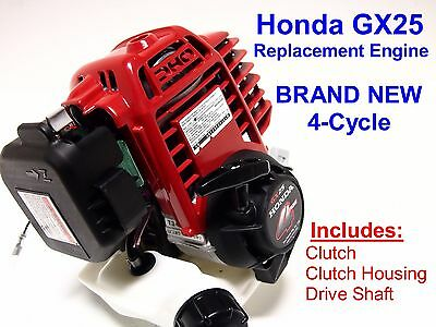 Honda GX25 Overhead Valve 4-Cycle Replacement Engine, Brand New, Ships Same Day
