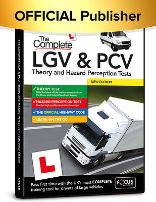 The Complete LGV & PCV Theory and Hazard Perception Tests 2017