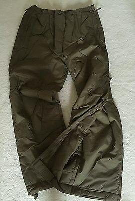 Army issue thermal trousers PCS MTP sz L New