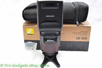 Nikon Speedlight SB-900 Shoe Mount Flash - 6 Month Warranty 1