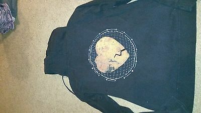 Keith Urban Love Pain and the whole crazy world Tour sweatshirt size xl