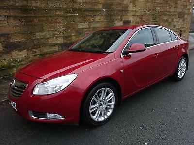 2010 (10) Vauxhall Insignia 1.8 Exclusiv 5Dr Manual
