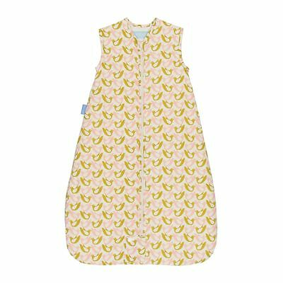 Birds Travel Grobag by Orla Kiely & Gro Company Baby Sleeping Bag, 2.5 Tog 6-18m