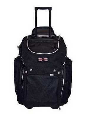 Miken Freak XL Backpack. Baseball Softball Equipment Bag Black MFRKXL-1-05